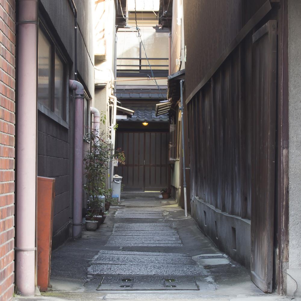 竹屋町のイメージ